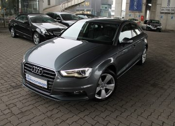 Audi A3 Ambition 2,0 TDI S-tronic Limo bei Benda & Partner Autohaus GmbH in Wien