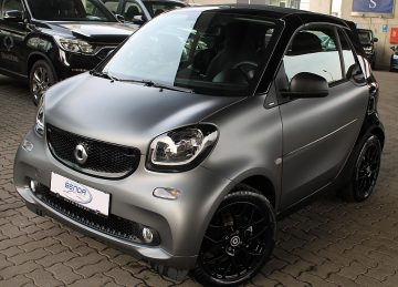 Smart smart fortwo cabrio twinamic Aut. bei Benda & Partner Autohaus GmbH in Wien