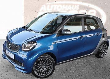 Smart smart forfour Passion twinamic-BRABUS-Paket bei Benda & Partner Autohaus GmbH in Wien