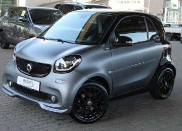 Smart smart fortwo Passion twinamic bei Benda & Partner Autohaus GmbH in Wien