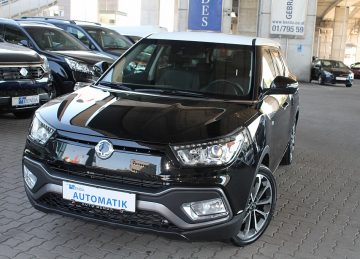 "SsangYong XLV 1,6i AWD Aut. ""Cool"" Be Visual bei Benda & Partner Autohaus GmbH in Wien"