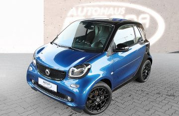 Smart smart fortwo Passion twinamic Aut. bei Benda & Partner Autohaus GmbH in Wien