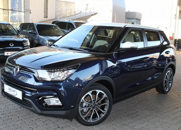 SsangYong Tivoli 1,6i Be Visual COOL bei Benda & Partner Autohaus GmbH in Wien