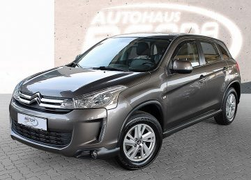 Citroën C4 Aircross HDi 115 2WD Seduction bei Benda & Partner Autohaus GmbH in Wien