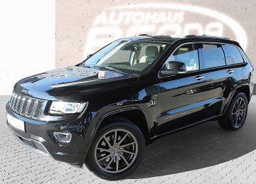 Jeep Grand Cherokee 3,0 V6 CRD Overland bei Benda & Partner Autohaus GmbH in Wien