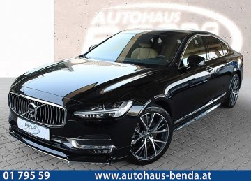 Volvo S90 D5 AWD Inscription Geartronic bei Benda & Partner Autohaus GmbH in Wien