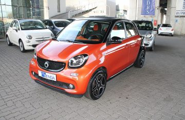 Smart smart forfour Passion bei Benda & Partner Autohaus GmbH in Wien