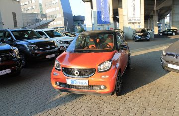 Smart smart forfour Passion Faltdach bei Benda & Partner Autohaus GmbH in Wien
