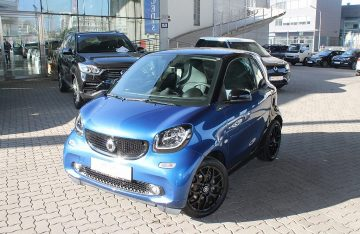 Smart smart fortwo Prime twinamic Aut. bei Benda & Partner Autohaus GmbH in Wien