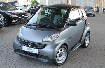 Smart smart fortwo pure mhd softouch bei Benda & Partner Autohaus GmbH in Wien