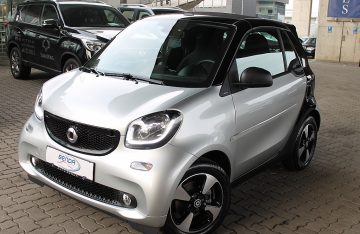Smart smart fortwo cabrio Passion twinamic Aut.  6.000km bei Benda & Partner Autohaus GmbH in Wien