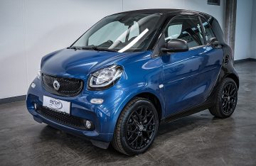 Smart smart fortwo Passion twinamic Aut.  10.000km bei Benda & Partner Autohaus GmbH in Wien