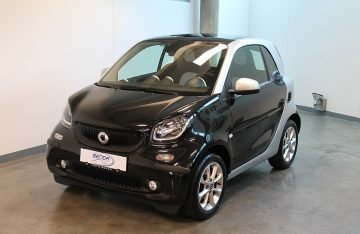 Smart smart fortwo Passion Aut. Panoramadach bei Benda & Partner Autohaus GmbH in Wien