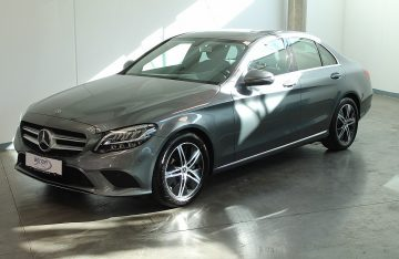 Mercedes-Benz C 220 d Aut. 9-Gang  Advantgarde Paket / Distronic Pro / Navi bei Benda & Partner Autohaus GmbH in Wien