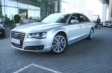 Audi A8 4,2 TDI lang quattro Tiptronic   NP €153.000,- bei AB Automobile Service GmbH in Wien