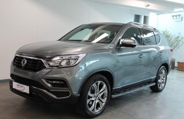 SsangYong Rexton Icon 2,2 4WD Aut. bei AB Automobile Service GmbH in Wien