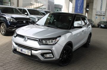 SsangYong Tivoli 1,6DS be visual Aut. go bei AB Automobile Service GmbH in Wien