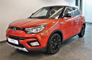 SsangYong Tivoli 1,6i 2WD Austria Edition bei AB Automobile Service GmbH in Wien