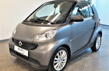 Smart smart fortwo pure micro hybrid softouch bei AB Automobile Service GmbH in Wien